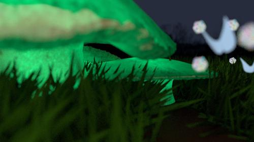 Glowing Mushrooms preview image