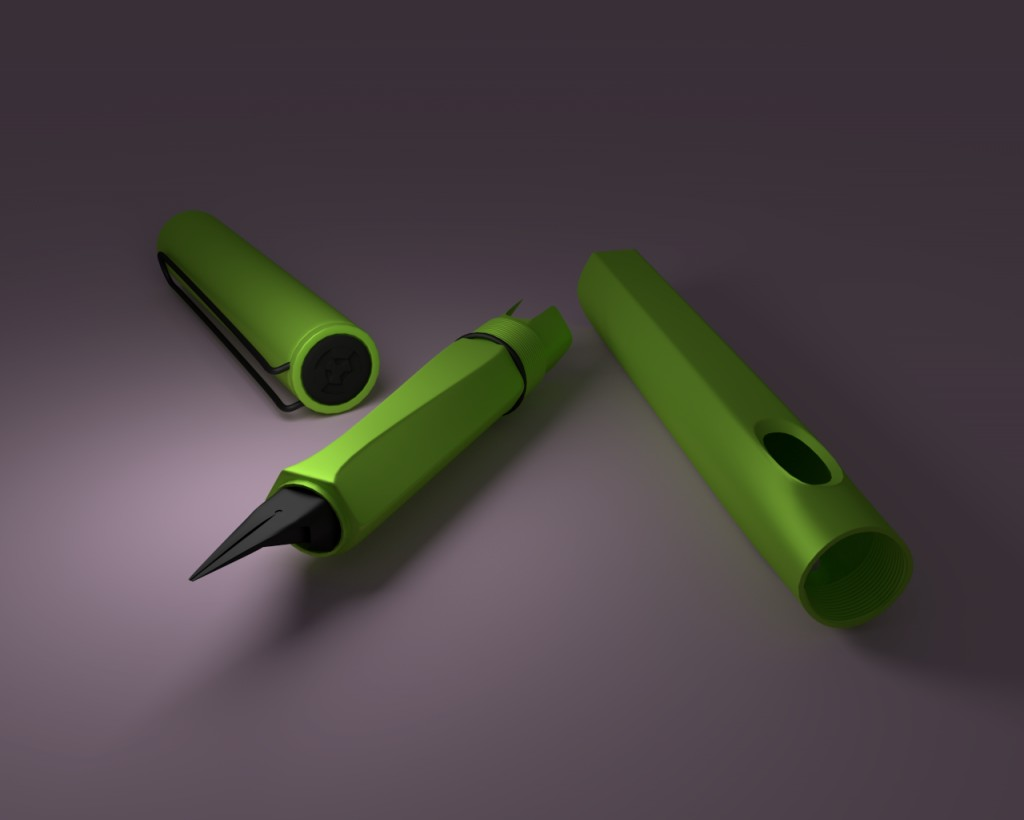 Fountain pen preview image 1