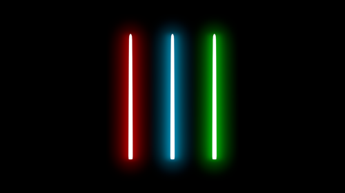 Simple Light Saber Template [Update] preview image