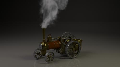 Steam Truck  Allchin  preview image