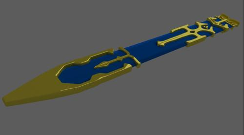 -Master Sword Sheath-Cycles preview image