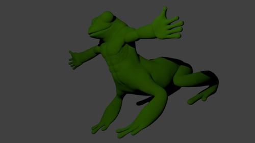 Frogman preview image
