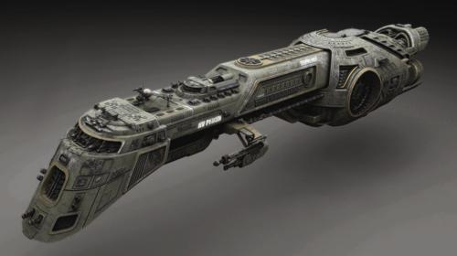 Perun Class Destroyer preview image