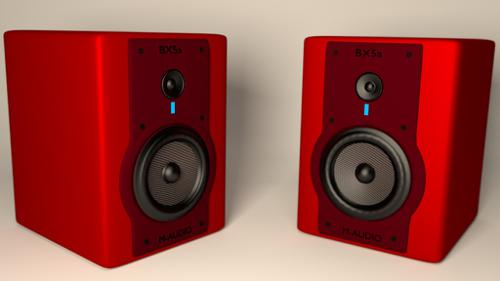 M-Audio Studio Monitors preview image