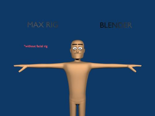 Max Rig No face! preview image