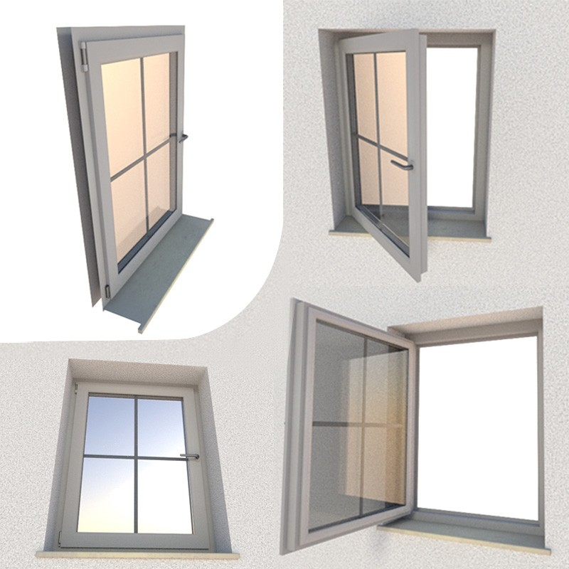 Animated Window Component preview image 1