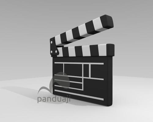 Clapperboard preview image