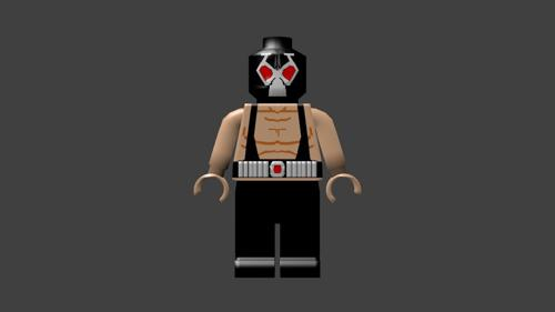 Lego Bane preview image
