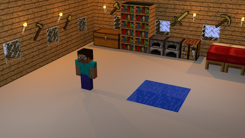 Minecraft house preview image 1