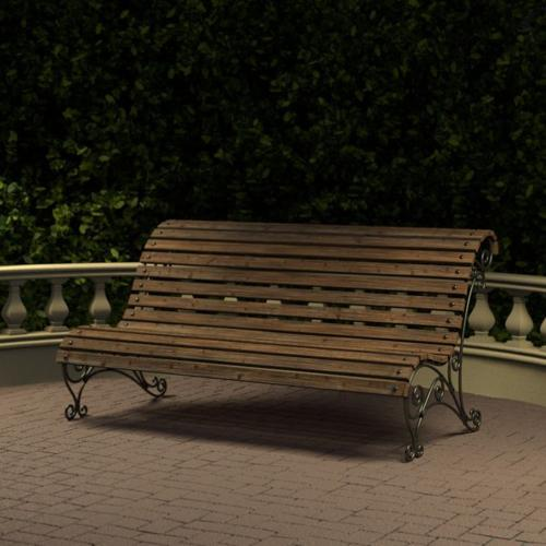 Park Bench preview image