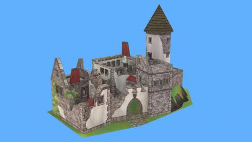 Ruin of Castle preview image