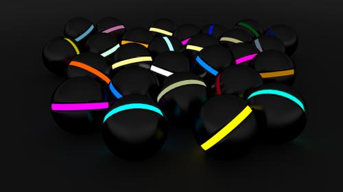 Glow Balls preview image