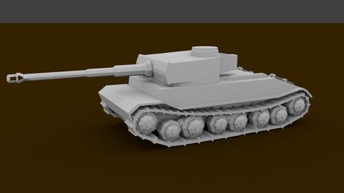Awesome (But simple) tank  ;D preview image