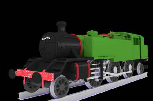 Steam train preview image