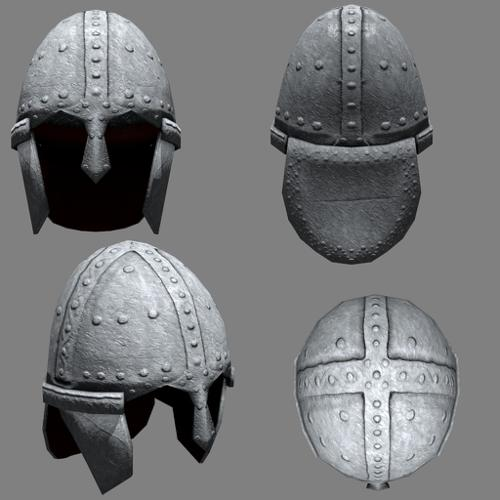 Fancy Helmet preview image