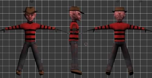 Freddy Krueger preview image