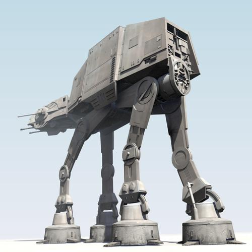 AT-AT walker preview image
