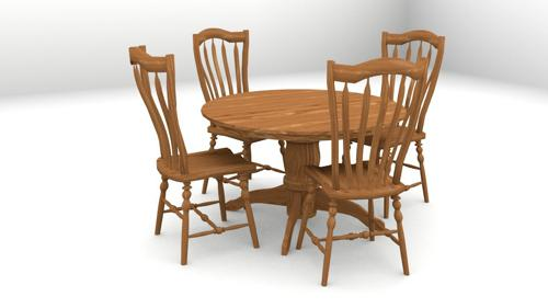 Oak Table preview image