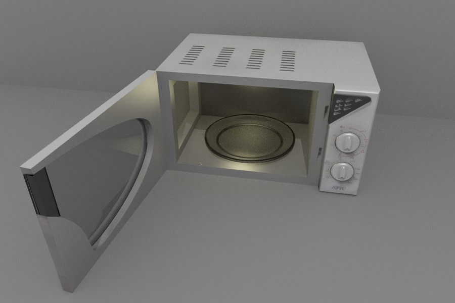 Microwave preview image 3