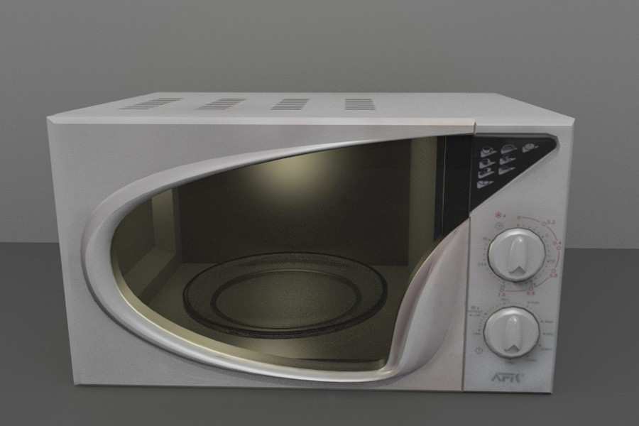 Microwave preview image 2