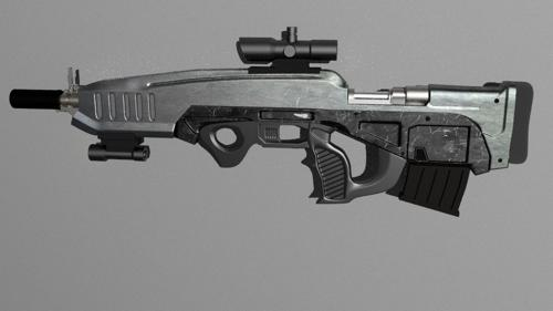 Weapon Concept ACE-35R preview image