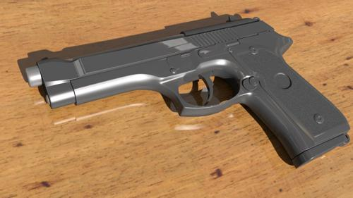 Beretta M9 preview image