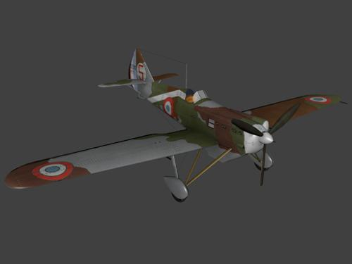 Dewoitine D.510 preview image