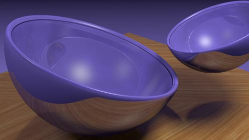 Reflective Bowls preview image