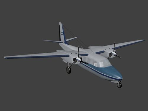 Aero Commander 500 preview image