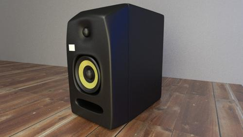 Studio Monitor v.1 preview image