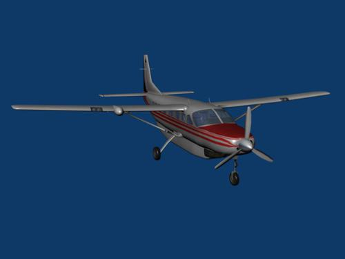 Cessna 208 Caravan (Wheels version) preview image