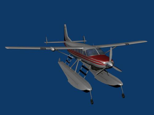 Cessna 208 Caravan (Amphibious version) preview image