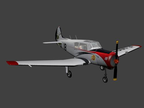 Yakolev Yak 18T preview image