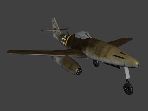 Messerschmidt Me 262 preview image