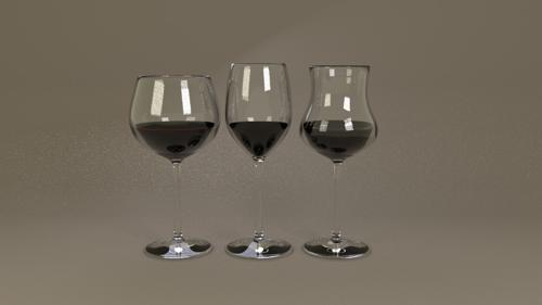 Wine Glass Set preview image