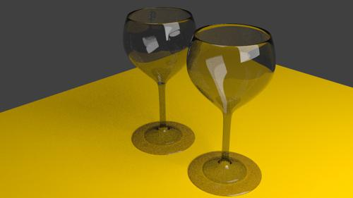 Wine glasses preview image