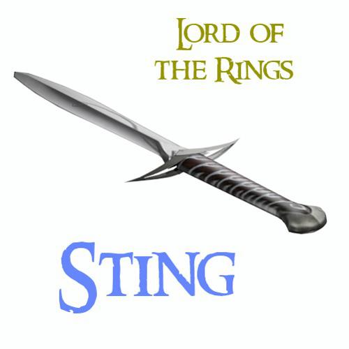Sting - Lord of the Rings preview image