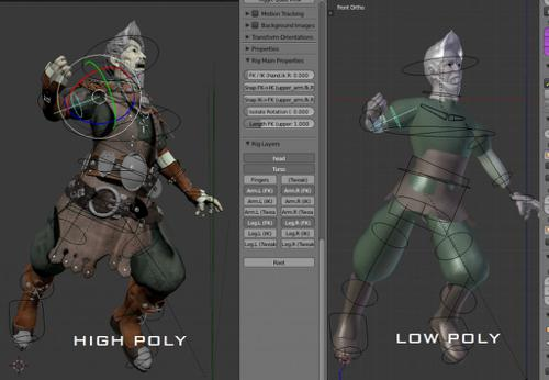 Tall Dwarf preview image
