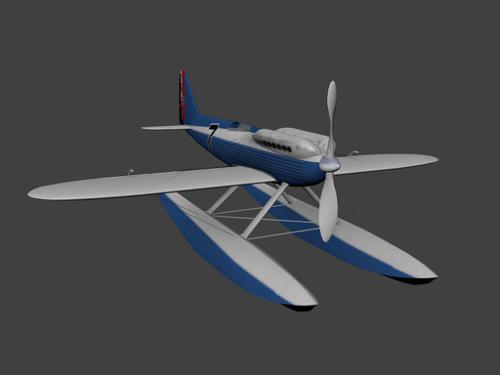 Supermarine S 6B preview image