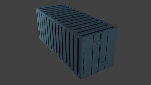 Shiping Container preview image