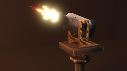 Fire Cannon preview image