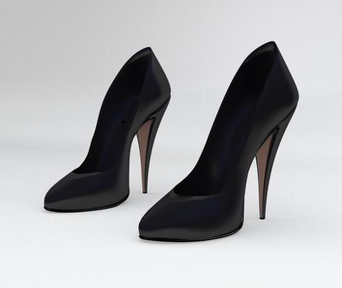 Basic Heels preview image