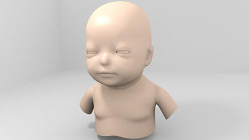 Baby Head preview image