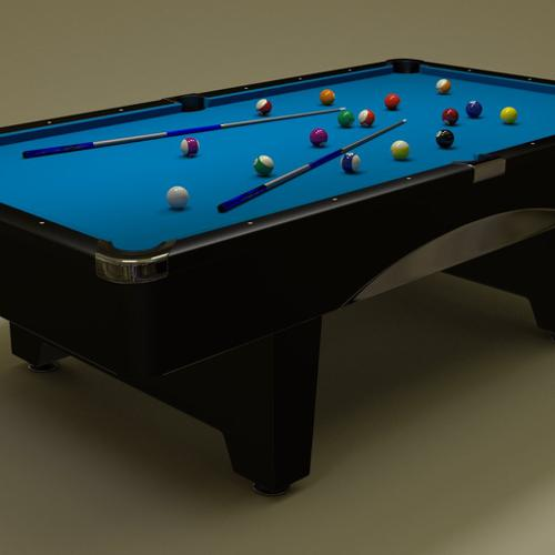 pool table preview image