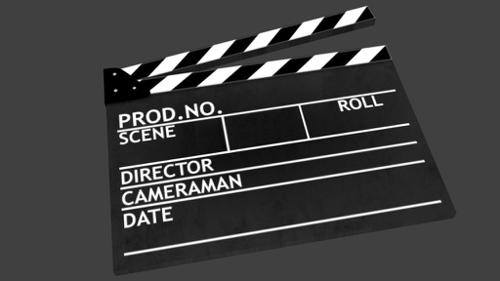 Film / Clapperboard preview image