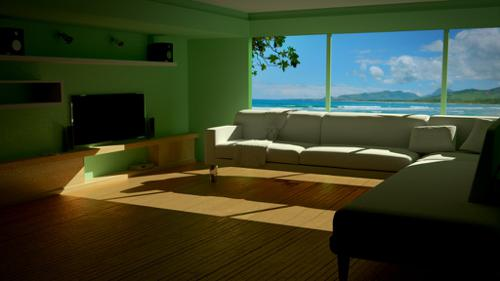 Interior Apartment: Oceanside preview image