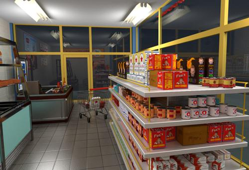 Mini Supermarket preview image