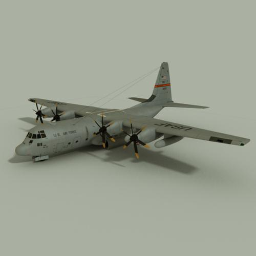 C-130 Transport preview image