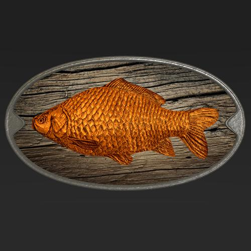 Wall Metal Fish - Decoration preview image