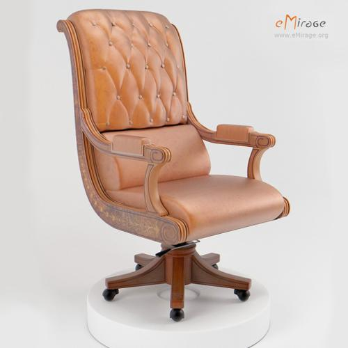 classic desk chair preview image